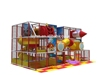 fashionable Castle theme Lovely polarized indoor soft play