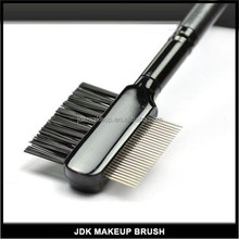 high quality eyebrow brush metal comb brush