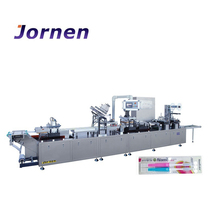 Plastic-cardboard Blister Vacuum Forming Thermoforming Packing Machine DPP350