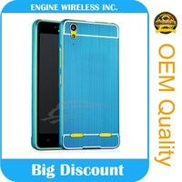 alibab express for leather flip case for lenovo a3500