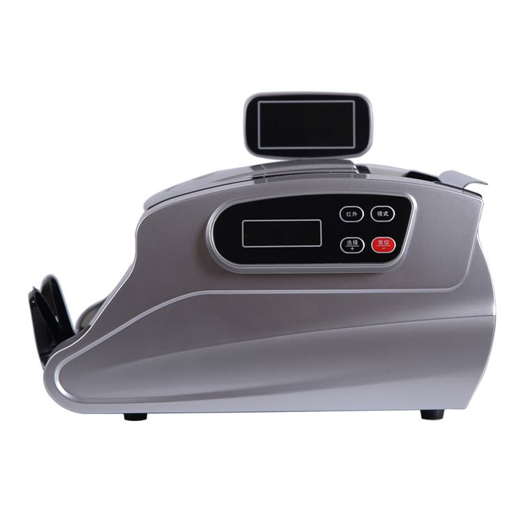 Latest product superior quality money counter with fake note detection