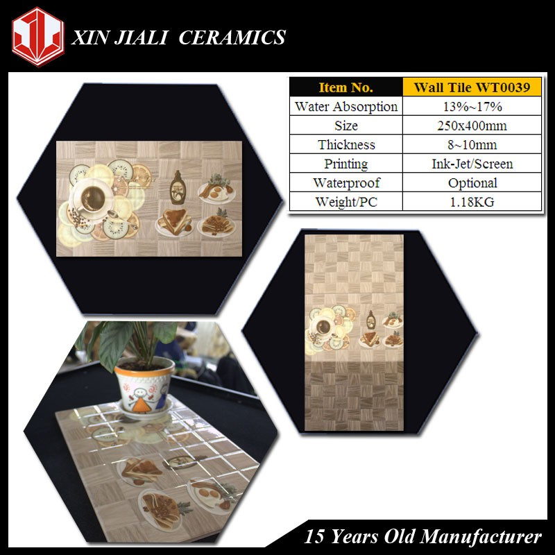 250x400MM WT0039 Ceramic Wall Tile