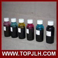 reflective ink factory/art paper /eco-solvent/edible /UV /textile ink with competitive price