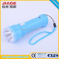 Lithium battery high bright light small size rachargeable led flashlight