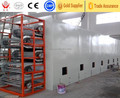 Continuous belt dryer for fruits
