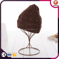 Fashion Warmer knitted beanie hat for women