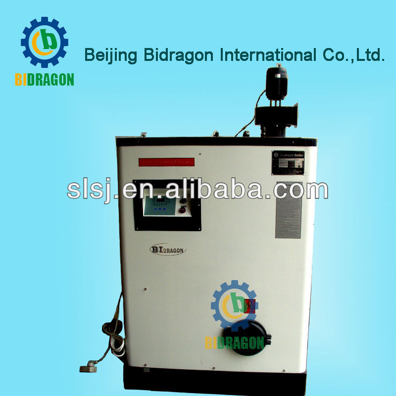biomass pellet fired hot water boiler home for sale