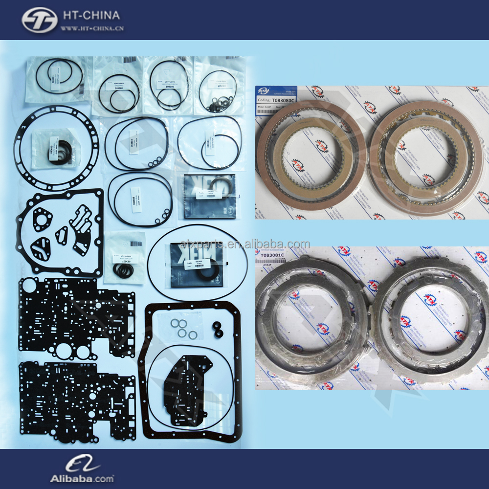 ATX A442F Automatic Transmission Master Rebuild Kit for Gearbox repair kit original quality