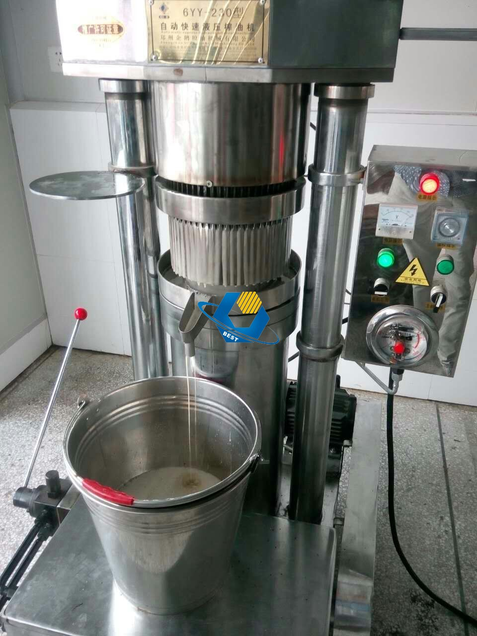 20TPD small scale edible groundnut seed oil extraction machine with best factory price