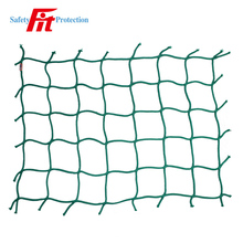 Wear resisting cargo container safety net