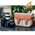 camera bag for cannon/dslr camera bag/leather camere bag with factory price