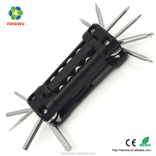 2015 New arrival cheap Screwdriver Set Hand Tool Sets DIY hand multi tool screwdriver