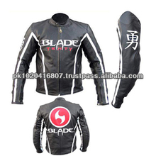 Leather Race Replica Jacket / Perfect Jacket