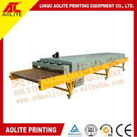 ALT 5012 series screen printing conveyor dryer