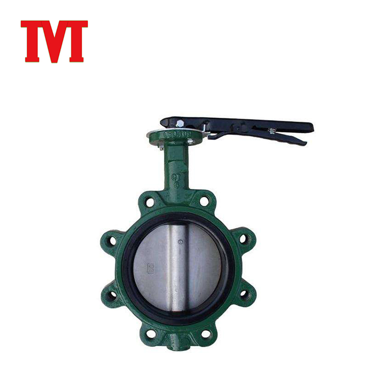 Favorable Price 1 inch water lug type butterfly valve