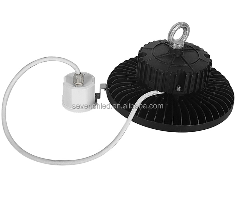 150W microwave sensor industrial low bay led light fixtures