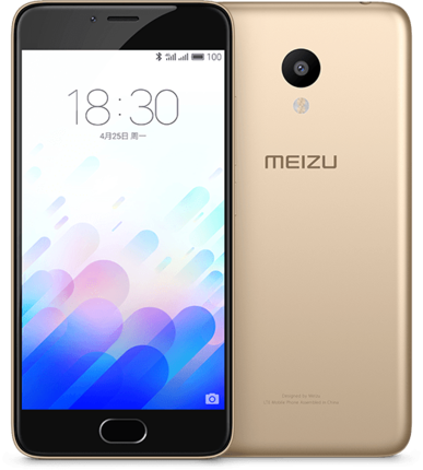 Best selling cell phone MEIZU M3 NOTE 3G+32G 5.5inch screen 5MP+13MP