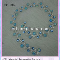 New Resin Clothing Accessories Rhinestone Crystal