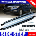 IX45 Side Step For Hyundai Santa Fe Running Board 2013 With Installation Manual Only For Short Wheelbase Santa Fe 2700mm