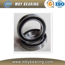 Thinner wall double angular contact ball bearing 3809A with considerable service