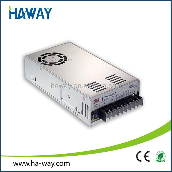 110v/220v Ac input to dc led driver 12v 25w led switching power supply