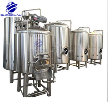 1000L micro beer brewing brewery equipment/beer making machine/beer plant