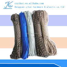 Dongguan emergency 550 paracord survival 550 paracord 7 Strand Cord