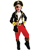 Pirates of the Caribbean Halloween Cosplay Costume Kid Fancy Costume TC009