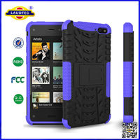 New for Amazon FIRE 3D Heavy Duty Shock Proof Builders Workman Case Cover,Combo Armor Phone Cover for Amazon Fire 3D Laudtec