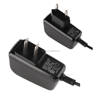 Level VI 6v 1000ma ac dc adapter with UL/CUL GS CE SAA FCC ROHS,2years warranty