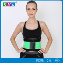 Back Brace Adjustable Lumbar Back Support
