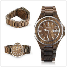 Golf OEM Factory Price Wooden Watches Pictures Of Fashion Girls Watches