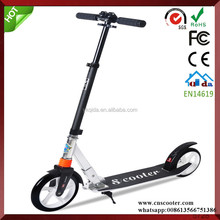 Adults 200mm swiss scooter folding mobility Aqua pro stunt scooters for sale
