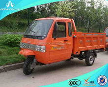 hot China 250CC cargo three wheel motorbike with cabin