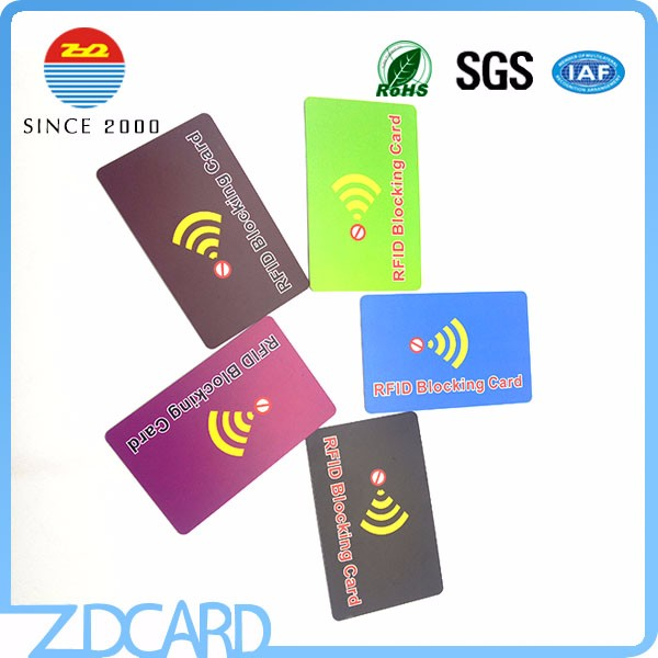 credit card rfid protector rfid blocker card