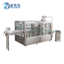 PET Bottle Filling Capping And Labeling Machine/Line For Sale