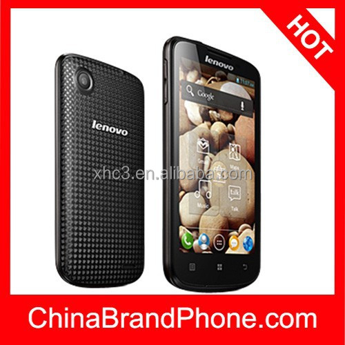 Lenovo A800 4GB 4.5 inch Capacitive 5-point Multi-touch Screen Android OS 4.0 Smart Phone