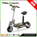 New Style 800w electric scooter with bastket (PES01-800W with Basket )