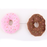 Plush doughnuts toys pet cute soft toys