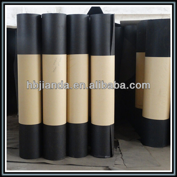 Construction Asphalt paper roofing felt High quality ASTM D-226/D-4869 15lb 30lb