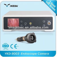 YKD-9002 80W LED light source fiber optic cable image/video endoscope camera system