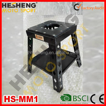 Hesheng 2015 the most Popular Motocross Support Stand with CE approved Trade Assurance MM1