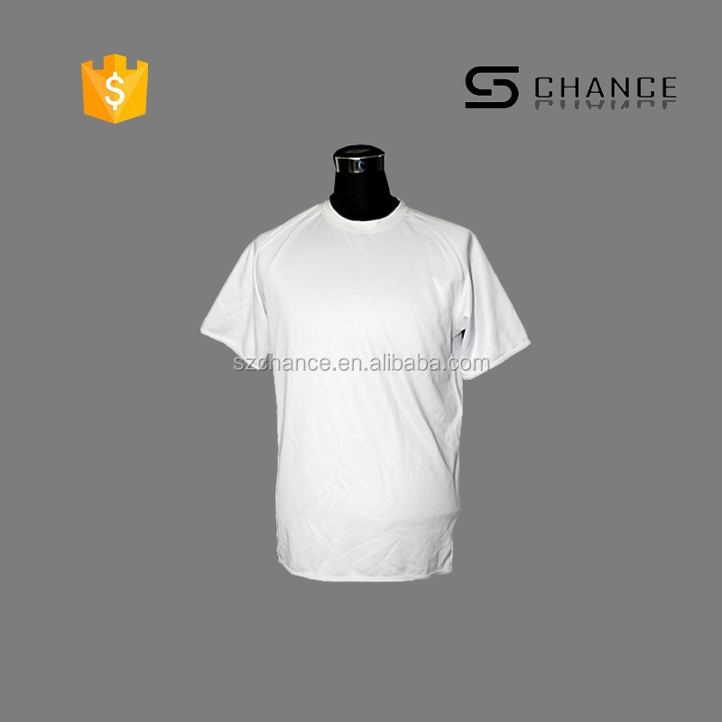 Custom men's t shirt blank