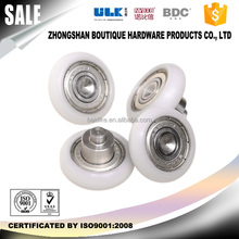 Good price of rope pulley nylon wheel for sliding door With Stable Function