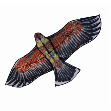 outdoor toy vividly printing large eagle kite