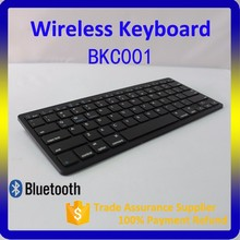 Factory Price USB Bluetooth 3.0 Portable Slim Keyboard Wireless Support OEM