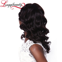Host Sell Using Virgin Hair Good Quality Hair Free Wig Catalogs