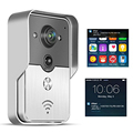 Smart home remote control wifi video door bell Real time video and alarm