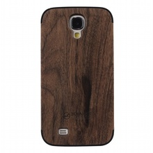 2014 wood texture case with cheap price for samsung S4, creative wood texture case for samsung galaxy S4