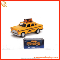 Hot selling 1/32 metal taxi toys car PB43351070-2